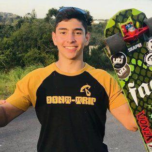 El chico de 18 años perdió la vida en Río.