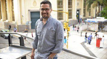 El bioingeniero Sebastián Ili Flores forma parte del equipo que trabaja en TEDx Puerto Sánchez.