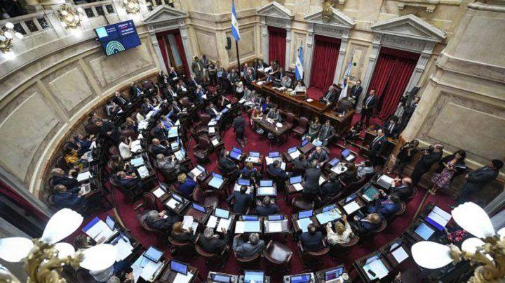 El Senado nacional trata hoy el Presupuesto 2019 y el paquete económico