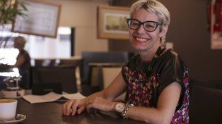 Cecilia Poggio es la presidenta del Comité de Docencia e Investigación.