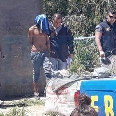 A la Alcaidía. El acusado fue detenido a corta distancia del incidente mortal. Foto: Gentileza Radio La Voz.