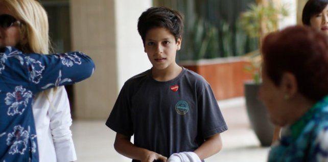 Máximo Menem será operado hoy de un tumor cerebral