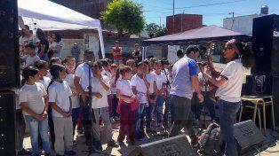 El centro educativo María Reina Inmaculada realizó su muestra anual