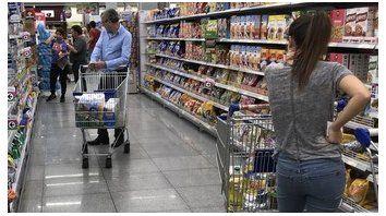 la inflacion fue del 2,2% y acumula 25,1% en 2019
