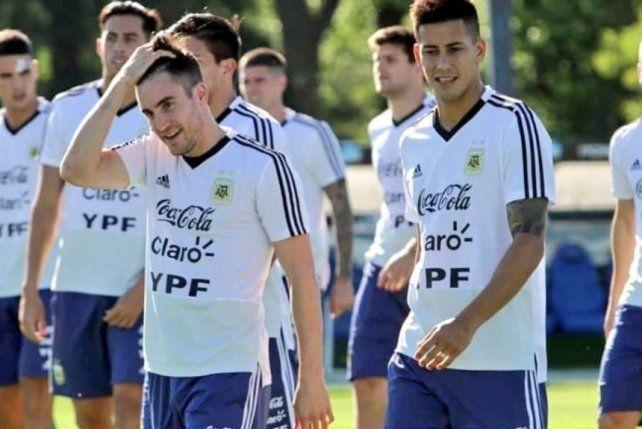 Argentina abre en Córdoba la serie de amistosos ante México