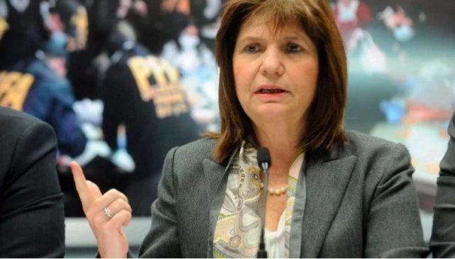 Operativo por el G20: La ministra Bullrich recomendó a los porteños que se vayan de la ciudad