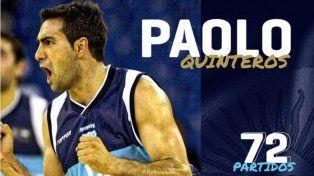 Paolo Quinteros: Estoy muy agradecido