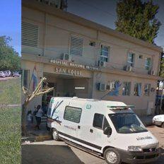 Se informó a la madre de la niña abandonada en la basura el parte médico sobre la gravedad de su estado