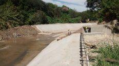 promeba iv: finalizaron las obras de la nueva red colectora cloacal que beneficiara a 700 hogares