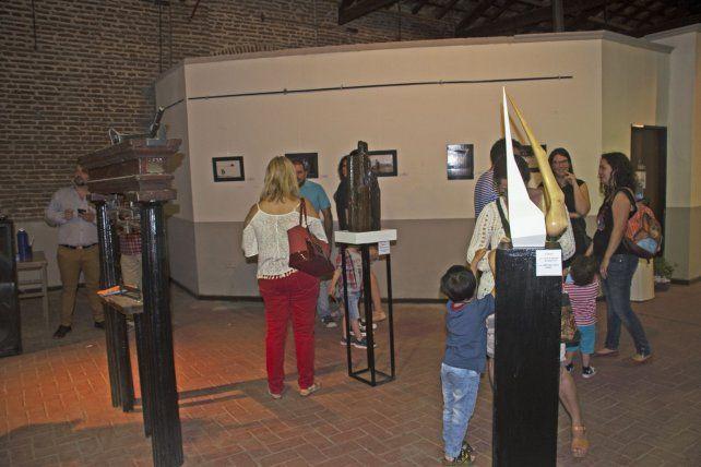 Quedaron inaugurados los Salones Municipales de Arte 2018