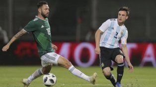 Argentina venció a México en el Kempes