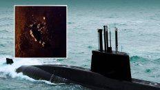 la armada argentina confirmo el hallazgo del submarino ara san juan