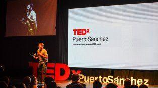 Pedro Sebastián estuvo a la altura de las charlas con su conducción.
