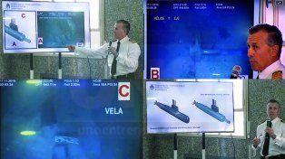 Las primeras imágenes del submarino ARA San Juan en el fondo del mar