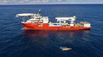 cuanto cobrara la empresa ocean infinity por haber hallado el submarino