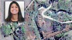 hallaron ahogada a la joven que buscaban el villa libertador san martin