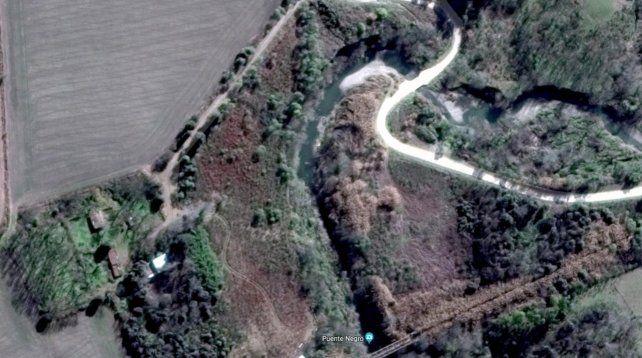 Hallaron ahogada a la joven que buscaban el Villa Libertador San Martín