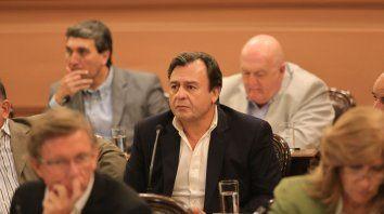 Marcelo Bisgoni, presidente de la Comisión de Presupuesto de Diputados.