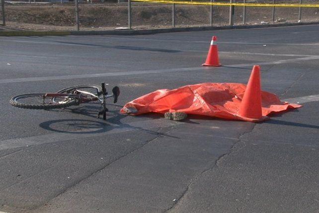 Murió un ciclista en un confuso siniestro vial ocurrido en Nogoyá