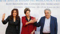 Los tres expresidentes serán expositores en la contracumbre.