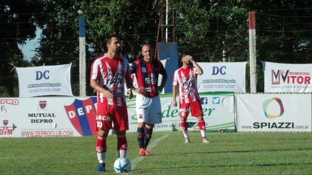El Depro y Atlético Paraná igualaron en Pronunciamiento
