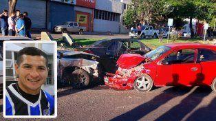 Imputarán al conductor que atropelló y mató a Silvestre Taborda e hirió a Karen Acevedo