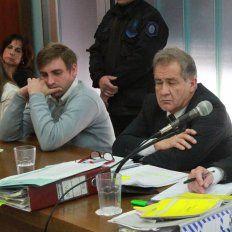Preso. Desde hace más de dos años, desde el día de la condena, Actis se encuentra alojado en la Unidad Penal.