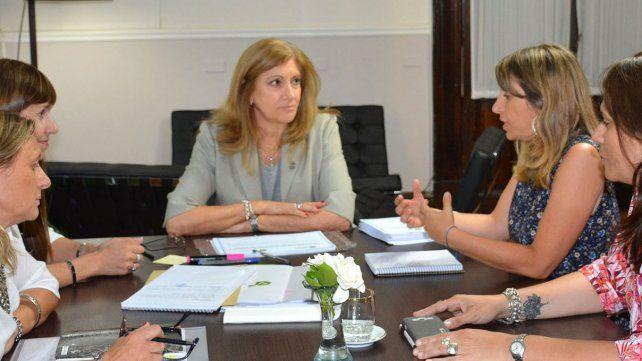 Destacan a Entre Ríos como una de las provincias con más mujeres ministras