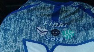 Sportivo Urquiza estrenará camiseta en la final de la LPF