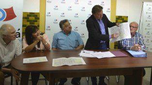 Adjudican nuevas obras de asfaltado para tres barrios de Paraná