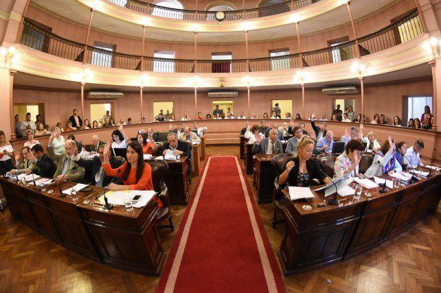 Diputados aprobó el presupuesto 2019