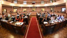 diputados aprobo el presupuesto 2019