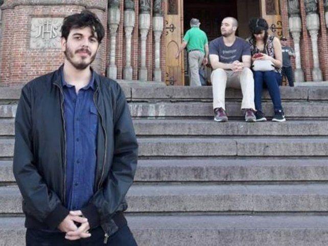 Martín fue visto por última vez el sábado.