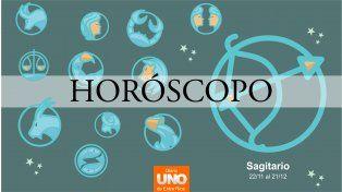 El horóscopo para este jueves 22 de noviembre de 2018
