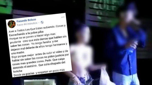 Descontrol en un boliche de Paraná: El animador hizo su descargo