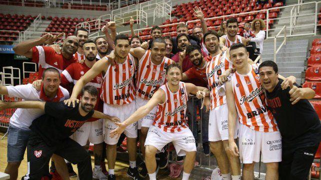 El equipo de Córdoba jugará por primera vez la definición.