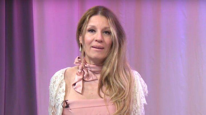 Gisela Barreto también en contra de las vacunas