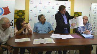 Se adjudicaron obras de asfalto para tres barrios de zona sur