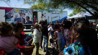 El programa municipal Impulsar continúa recorriendo los barrios paranaenses