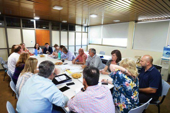 La Comisión de Código Urbano continúa con la actualización del Reglamento de Edificación de Paraná
