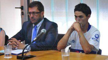 Lautaro Miguel Angel Mioletto está imputado por el delito de Homicidio calificado de Joel Micle Damonte de 25 años