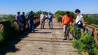 Preocupa la falta de respuestas de la Nación para el arreglo de puentes