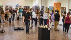 Disciplinas. Se verán obras de artistas de toda la provincia que participaron en las disciplinas de Pintura, Dibujo, Grabado, Arte Cerámico y Escultura.