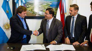 Convenio entre el Municipio y Defensa del Consumidor  de la Provincia