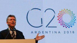 Macri. Desde la Casa Rosada monitorean el documento que será la expresión del resultado de la cumbre.