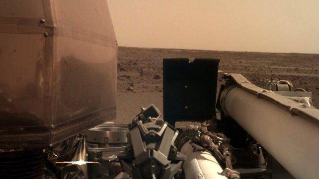 La sonda Insight de la NASA amartizó exitosamente