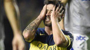 Boca jugaría sin Pablo Pérez, Tévez y Ábila
