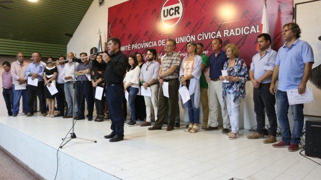 El radicalismo reclamó que se defina ahora la fecha de las elecciones