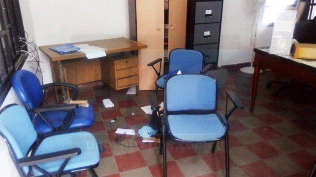 El club San Agustín sufrió el segundo robo en 15 días