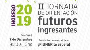 Se realizan las II Jornadas de Orientación para Futuros ingresantes en la Facultad de Ingeniería de UNER